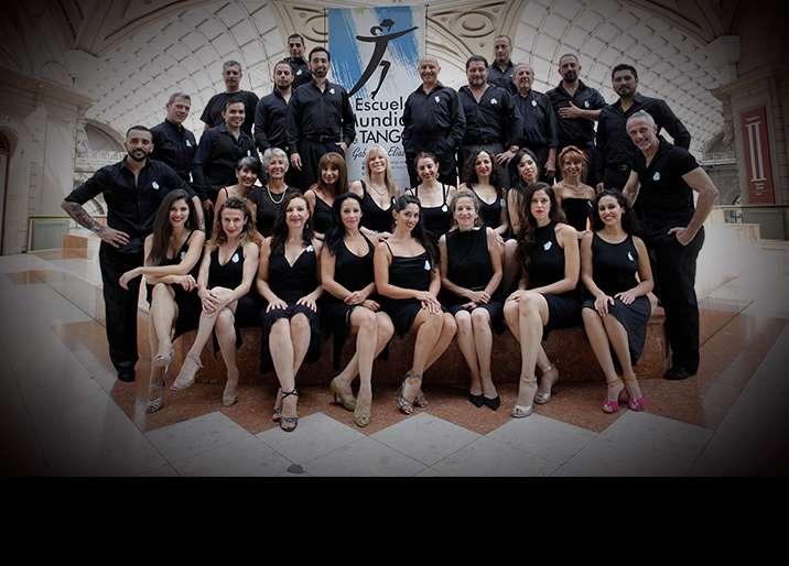 Escuela Mundial de Tango Gabriela Elías